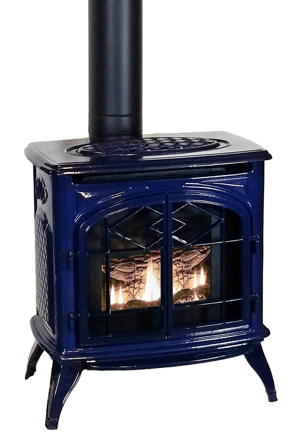 Echo Dv Gas Stove From Thelin Hearth Products