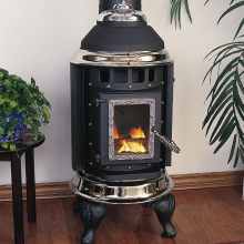 Thelin Gnome Pellet Heater