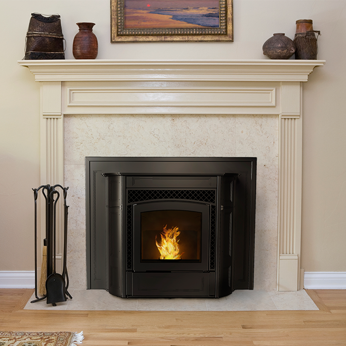 providence pellet insert from thelin hearth products